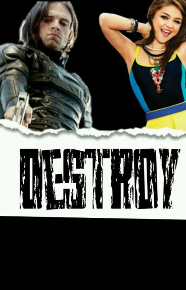 Destroy - Bucky BARNES