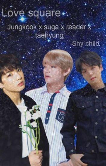 Love square?!?!? (V x suga x reader x JungKook fanfic