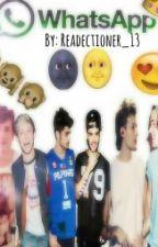 One Direction WhatsApp (BROMANCES) ||Larry|| ||Ziam|| ||Nosh|| by Readectioner_13