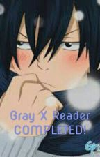 Gray X Reader COMPLETED! by nightcorefan34