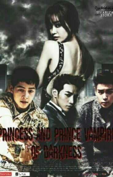 Princess & Prince Vampire Of Darkness