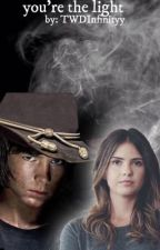 you're the light: carl grimes by TWDInfinityy