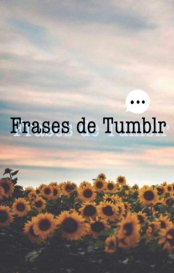 Frases De Tumblr S T O N E S Wattpad
