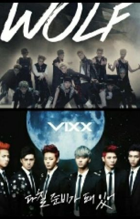 Wolves And Vampires ( Exo And Vixx Fanfiction ) by ONG-nable