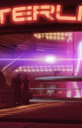 Afterlife - A Mass Effect Erotica by LuminaRockefeller