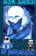 Ask Sans the Skeleton by Wereweazel