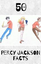 Percy Jackson Facts by the-true-trashcan