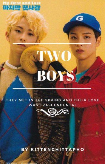 two boys ❀ (nam+jin)