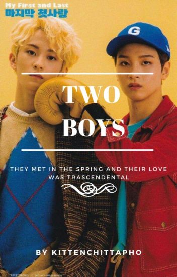 two boys ✿*゚namjoon + seokjin