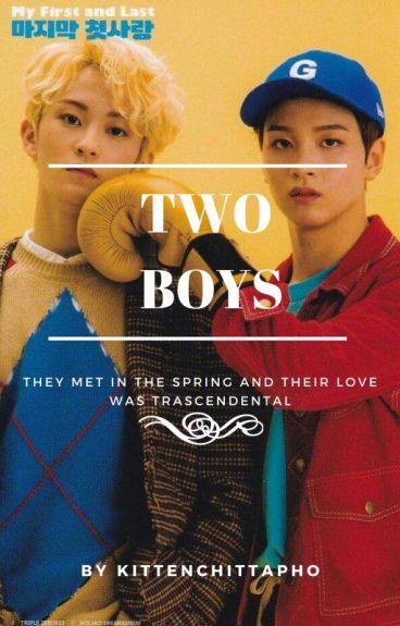 two boys ❀ namjin
