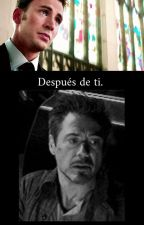 Después de Ti. ~Stony~ •Version larga• by ChicaDeLasEstrellas