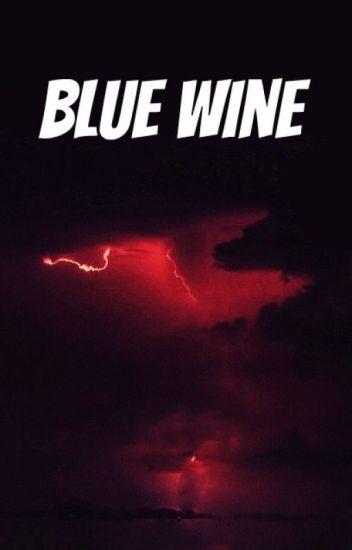 blue wine ; j.d