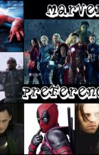 Marvel Preferences (SLOW UPDATES) by Guillotinegirl