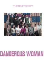 dangerous woman ⇵ stuart twombly by thetrulydeeply