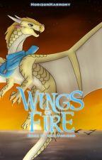 Wings of Fire: Edge of the Horizon by HorizonHarmony