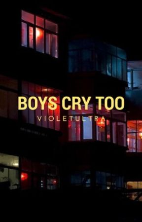 Boys Cry too by violetultra