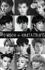 Overdose + Heart Attack [EXO - One Shot] by BlackBunny14388