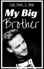 My Big Brother | L.P. by Kenzxjohnny