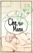 Che, Manu || ArgChi by _Midori_