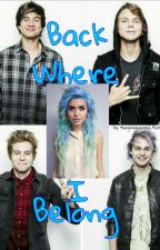 Back Where I Belong  by talkfast5sos