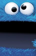 Cookie Monster is Hungry by Coolkitten402