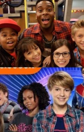 Game Danger ( Henry Danger and Game Shakers) [combined into