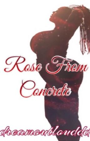 Rose from Concrete by dream_outlouddd