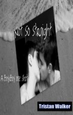 Not So Straight - boyxboy One Shot by Tristan-Walker
