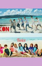 Oneshoot/Twoshoot(IKONXTWICE) by rmh_pcy