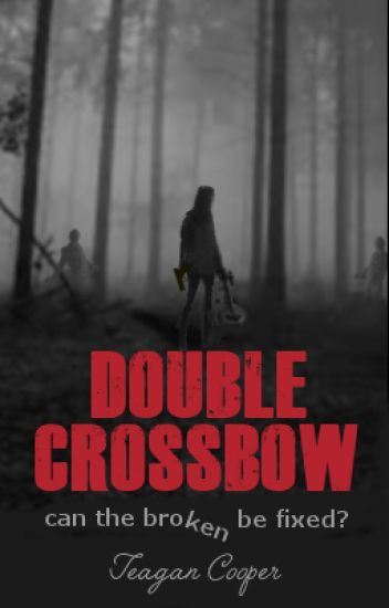 Double Crossbow (Daryl Dixon) [The Walking Dead]