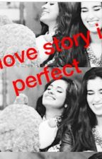 No love story is perfect by bananaforcabello