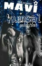 MAVİ KUMSAL (YILDIZLAR) by vini_ask_uehara