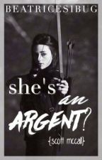 She's an argent? /Scott McCall/o.h by BeatriceSibug