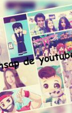 Whatsap De Youtubers (manusweet)  by galletitaB