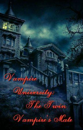 Vampire University: The Twin Vampire's Mate by gayonkianshane