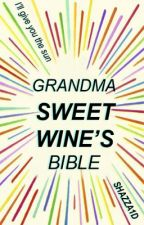 Grandma Sweetwine's Bible by shazza1d