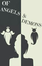 Of Angels And Demons by Unix-Girl