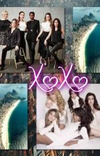 XoXo { A The 100, and Fifth Harmony Fanfiction} ft. The cast of shadowhunters by commander-lightwood