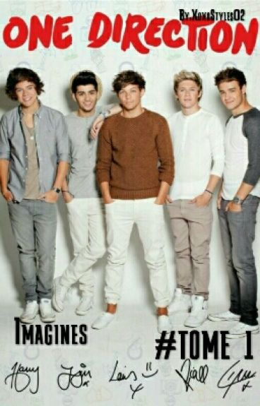 One Direction - Imagines #TOME 1