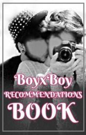 BoyxBoy Recommendation Book by notWeirdbutUnique