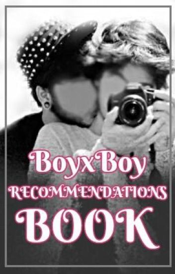 BoyxBoy Recommendation Book