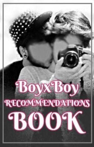 BoyxBoy Recommendation Book