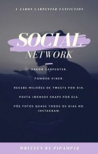 « Social Network » + Aaron Carpenter [✓] by pipamp18