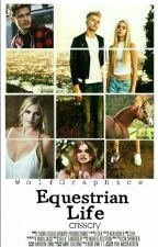 Equestrian life by crisscry