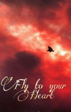 Fly to your heart by SrijanaDey