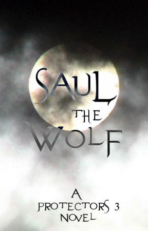 Saul the Wolf by SaffronGrey