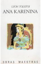 Ana Karenina Segunda Parte by armlovely