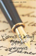 """Cách khắc phục những """"lỗi"""" khi viết truyện. by GreenLiunius"""