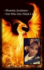~The Phoenix Academy~ ~Not Who You Think I Am~ LaurenceXGarrothXAaronXReader by HappyCupcakeEater