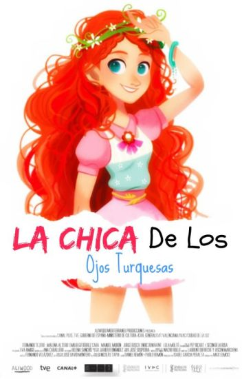 La Chica De Los Ojos Turquesas  #2